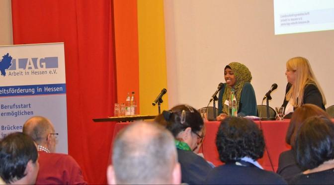 """130 Teilnehmer bei LAG-Fachtagung """"Wie gelingt die Integration von Flüchtlingen?"""""""