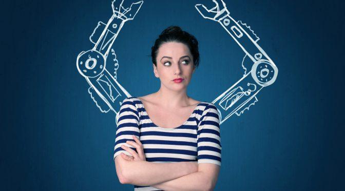 robotic arms frau